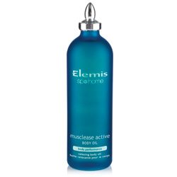 Elemis Spa At Home Musclease Active Body Oil - 100ml