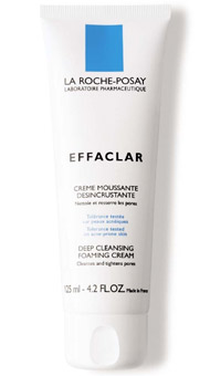 La Roche-Posay Effaclar Deep Cleansing Foaming Cream 4.2 fl oz.