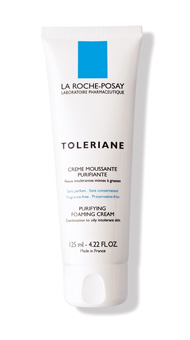 La Roche-Posay Toleriane Purifying Foaming Cream - 4.22 fl oz.