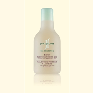 June Jacobs Papaya Purifying Shower Gel 6.7oz