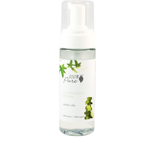 100% Pure Organic Cucumber Juice Cleanser 6oz