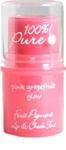 100% Pure Pink Grapefruit Glow Lip and Cheek Tint