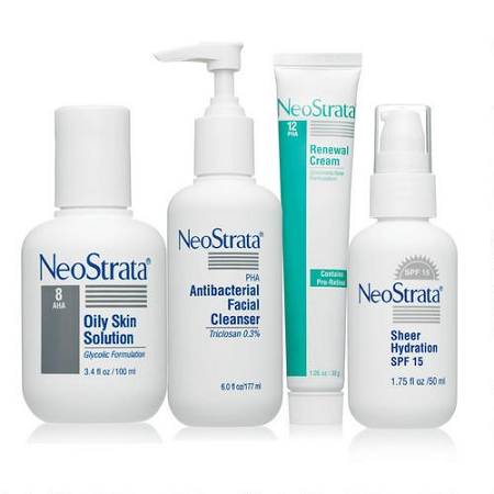 NeoStrata Oily Acne Prone Protocol Kit