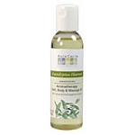 Aura Cacia  Eucalyptus Harvest Body Oil 4 oz