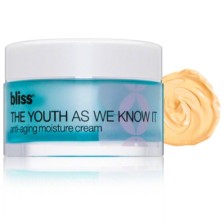 Bliss The Youth As We Know It Anti-Aging Moisture Cream 1.7 oz