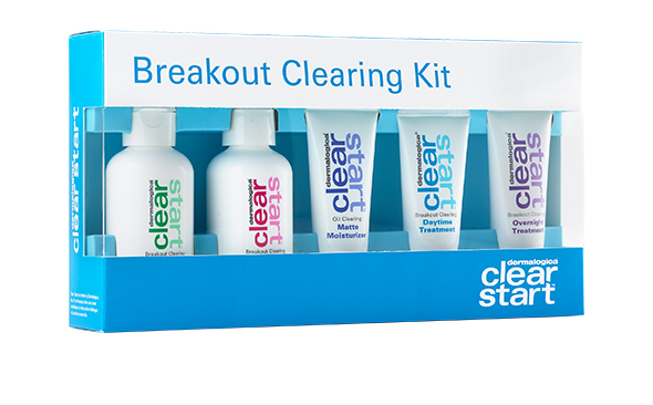 Dermalogica Clearstart Breakout Clearing Kit
