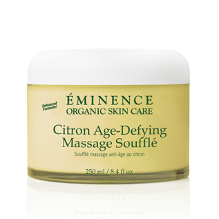 Eminence Citron Age-Defying Massage Souffle (8.4 oz.)