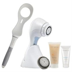 Clarisonic PRO Sonic Skin Cleansing System for Face & Body (White) 7 pc