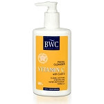 Beauty Without Cruelty Skin Vitamin C Organic Facial Cleanser 8.5 oz