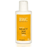 Beauty Without Cruelty Skin Daily SPF 15 Facial Lotion 4 oz