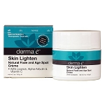 Derma E  Skin Lighten Natural Fade Age Spot Creme 2 oz