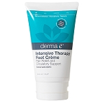 Derma E Intensive Therapy Foot Cr�me 4 oz