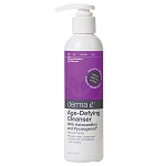 Derma E  Age Defying Cleanser with Astaxanthin and Pycnogenol 6 oz