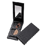 Ecco Bella  Paperback Duo Eyeshadow & Blush Compact (recyclable) empty