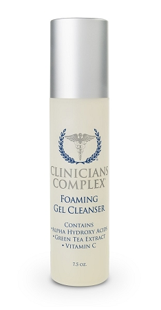 Clinicians Complex Foaming Gel Cleanser 7.5 oz