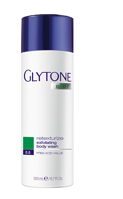 Glytone Retexturize Exfoliating Body Wash 200 ml / 6.7 oz