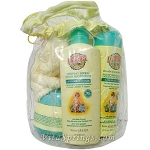 Jason Natural Products Earth's Best Gift Set Full Size 4 pc