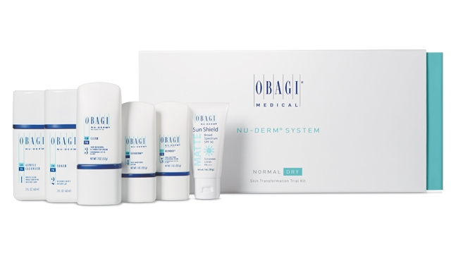 Obagi Nu-Derm Skin Transformation TRAVEL KIT Normal/Dry