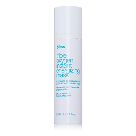 Bliss Triple Oxygen Instant Energizing Mask - 3.4 oz