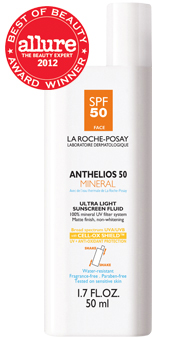 La Roche-Posay Anthelios 50 Mineral Ultra Light Sunscreen Fluid 1.7 fl oz
