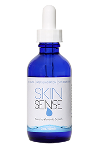 Skin Sense Pure Hyaluronic Serum 1 oz /30 ml