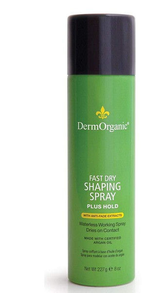 DermOrganic Shaping Spray 10 OZ