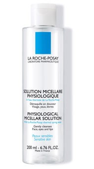 La Roche-Posay Physiological Micellar Solution 6.76 fl oz. bottle