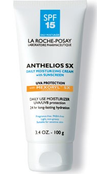 La Roche-Posay Anthelios SX Daily Moisturizing Cream w/ Sunscreen 3.4oz