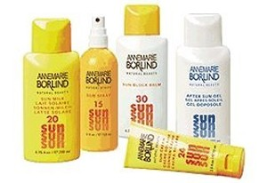 Borlind of Germany SunSunSun After Sun Gel 6.76 oz