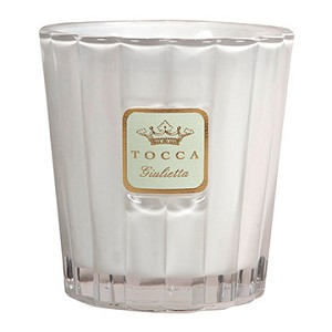 Tocca Giulietta Candela Luxe - Pink Tulip, Green Apple