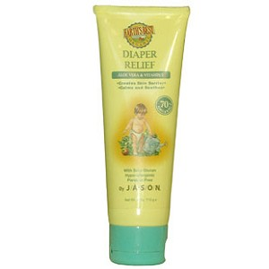 Jason Natural Products Earth's Best Baby Care Diaper Relief Ointment 4 oz