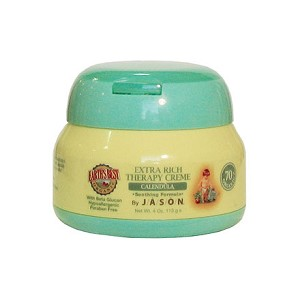 Jason Natural Products Earth's Best Baby Care Extra Rich Therapy Creme 4 oz