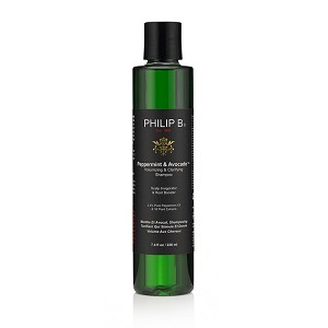 Philip B. Peppermint & Avocado Volumizing & Clarifying Shampoo 11.8 oz / 350 ml