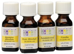 Aura Cacia Essential Oil Rosemary (rosemarinus officinalis) .5 oz