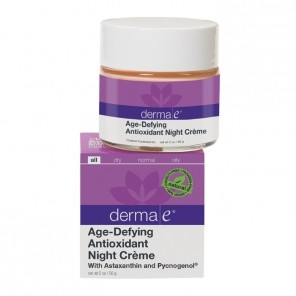 Derma E Age-Defying Night Creme 2 oz