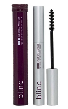 Blinc Eyebrow Mousse Grey Clear Net Wt: 0.14 oz / 4 g