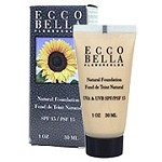Ecco Bella  Liquid Foundation Ivory Porcelain 1 oz