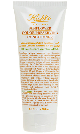 Kiehl's Sunflower Color Preserving Conditioner 6.8 oz Tube