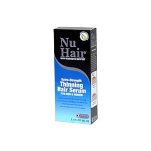 Nu Hair Thinning Hair Serum 3.1oz