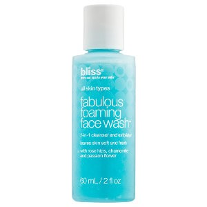 Bliss Fabulous Foaming Face Wash 2 oz.