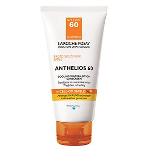 La Roche-Posay Anthelios 60 Cooling Water-Lotion Sunscreen 5 fl oz.