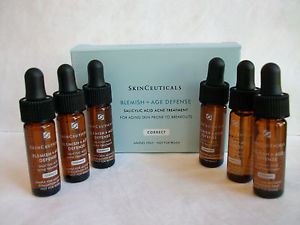 SkinCeuticals Blemish + Age Defense (6) Bottles Travel Samples