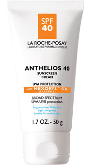 La Roche-Posay Anthelios 40 Sunscreen Cream - 1.7 FL. OZ. - Tube