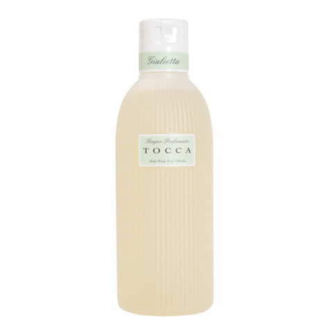 Tocca Giulietta Bagno Profumato - Pink Tulip, Green Apple - Body Wash 9oz.