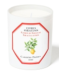 Carriere Freres Lemon Candles 6.5 oz.