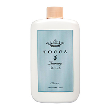 Tocca Bianca Laundry Delicate - Green Tea, Lemon 8oz.