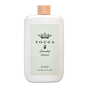 Tocca Giulietta Laundry Delicate - Pink Tulip, Green Apple 8oz.