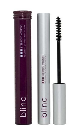 Blinc Eyebrow Mousse Dark Brunette Net Wt: 0.14 oz / 4 g