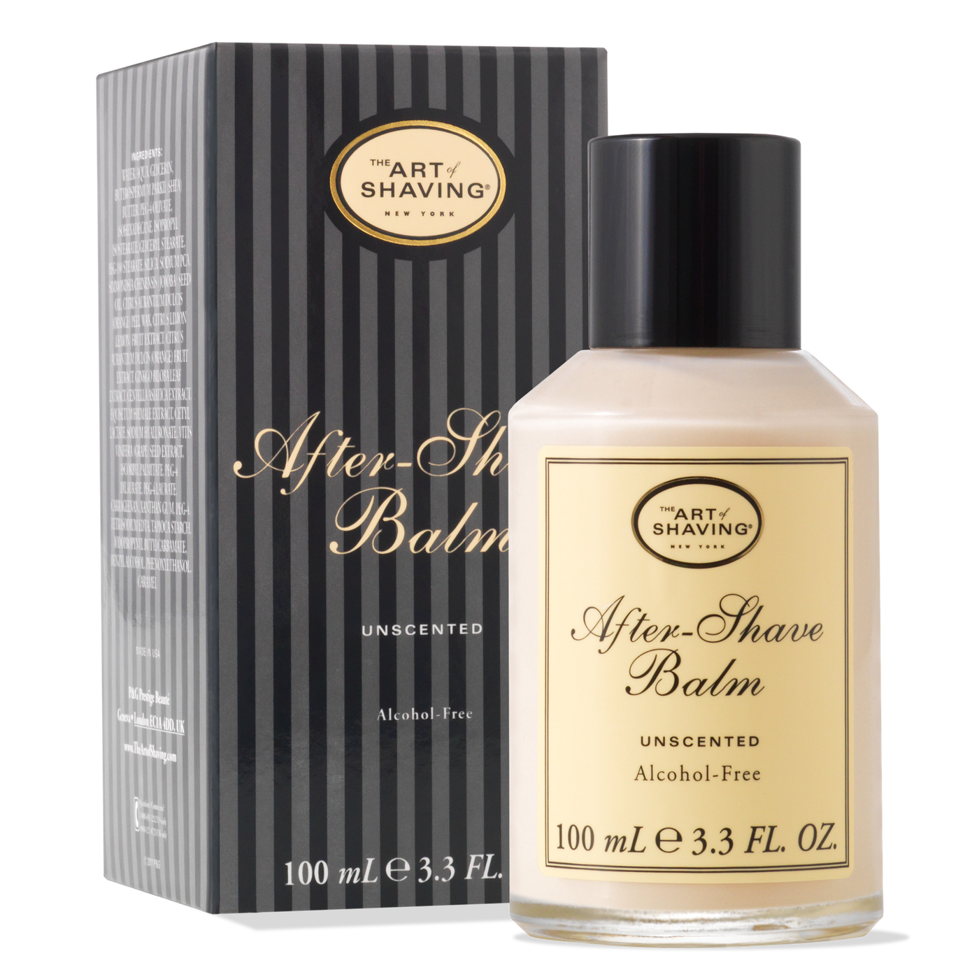 The Art Of Shaving: After Shave Balm - Unscented 3.3 oz.