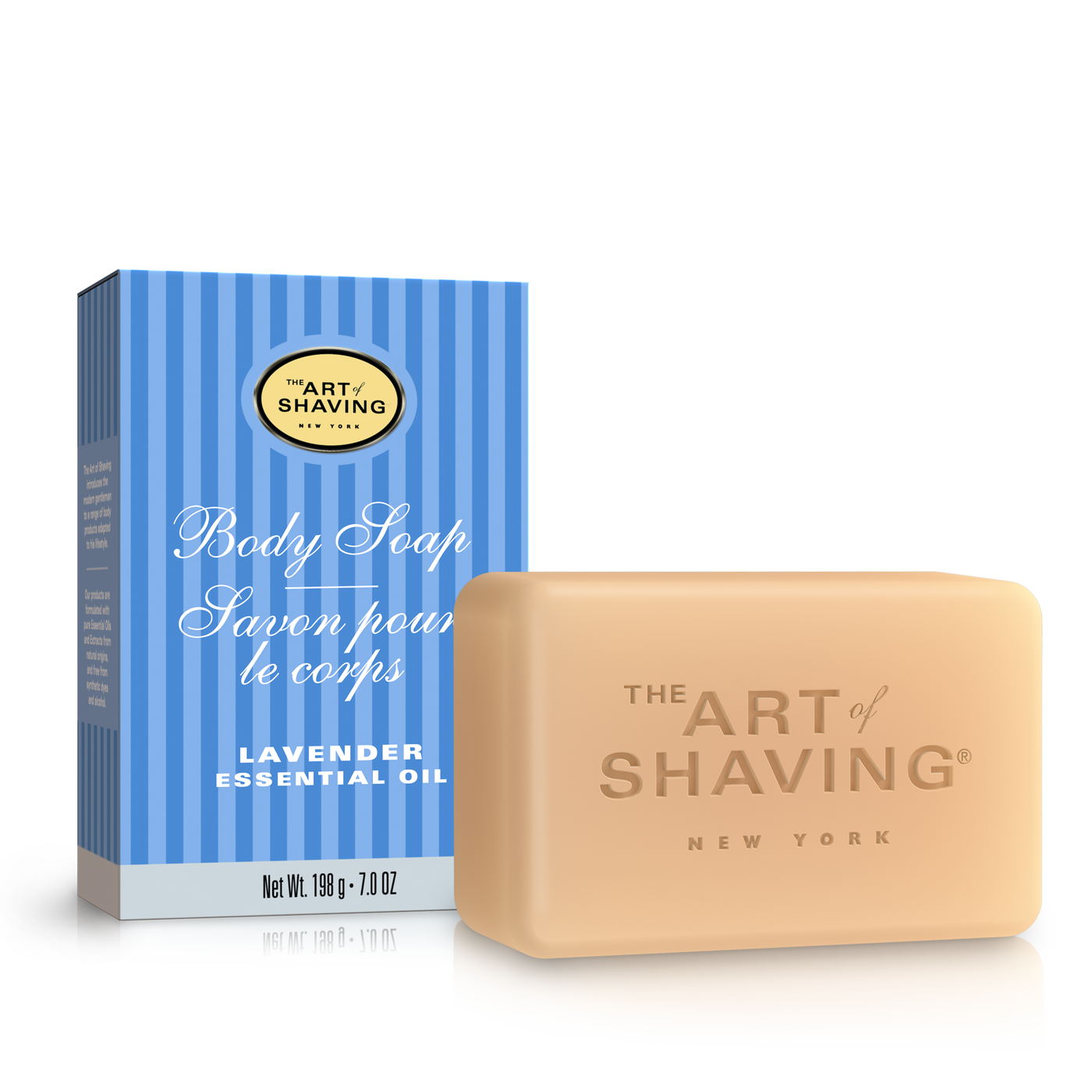 The Art Of Shaving: Body Soap - Lavender